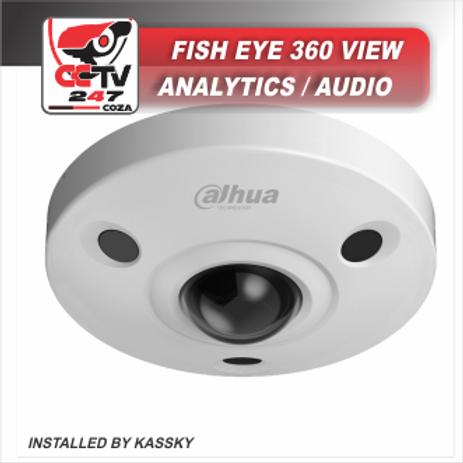 FISH EYE 360 VIEW