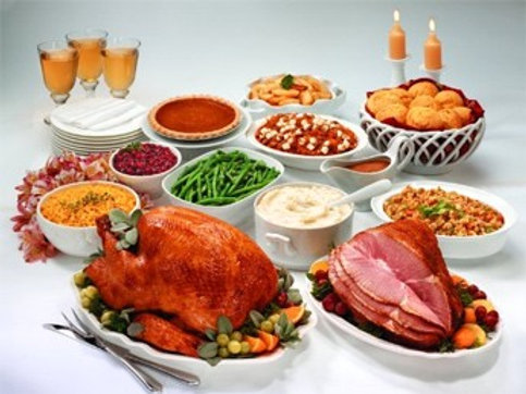 Thanksgiving Dinner I