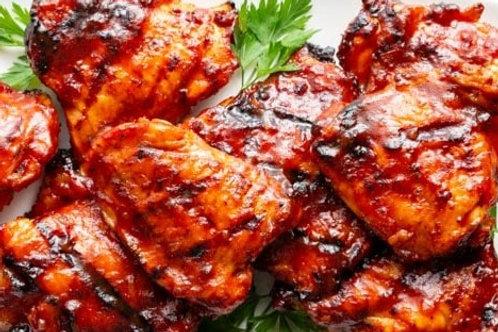 WEDNESDAY - BBQ Chicken, Potato Salad, Corn on the Cob, Baked Beans