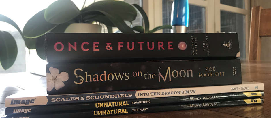 A Year of Books: April