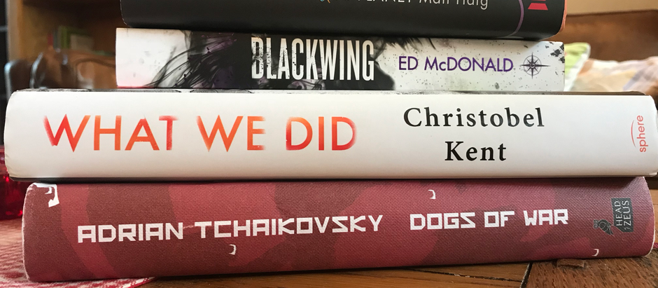 July Book Round Up