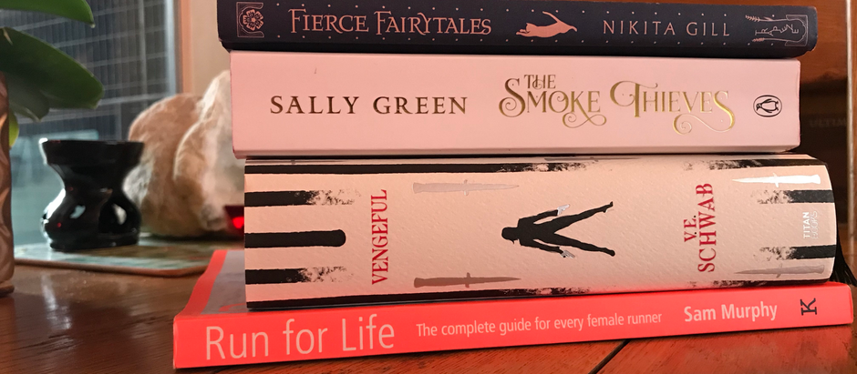 November Books Round Up