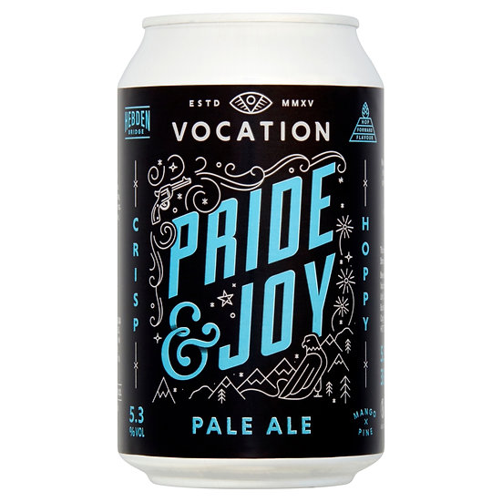 Pride & Joy ABV 5.3% (330ml)