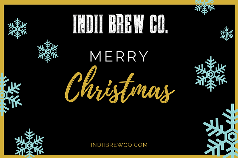 INDII Christmas Gift Voucher