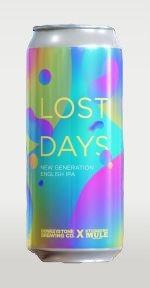 Lost Days ABV 4.5% (440ml)