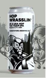 Hop Wrasslin'III ABV 5.7% (440ml)