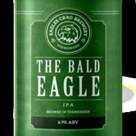 The Bald Eagle IPA ABV 6.9%