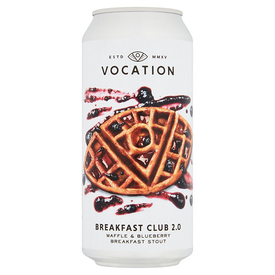 Breakfast Club 2.0 ABV 6.9% (440ml)