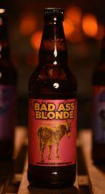 Bad Ass Blonde ABV 3.8% (500ml)
