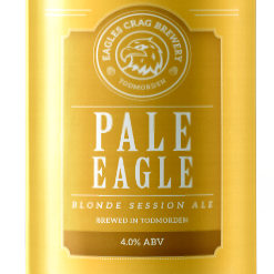 Pale Eagle Blonde Session Ale ABV 4.0%
