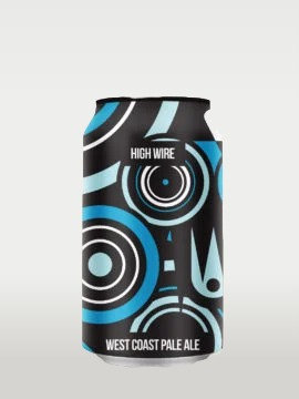 High Wire West Coast IPA ABV 5.5% (330ml)