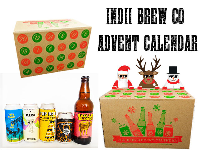 INDII Brew Co. Advent Calendar 2020