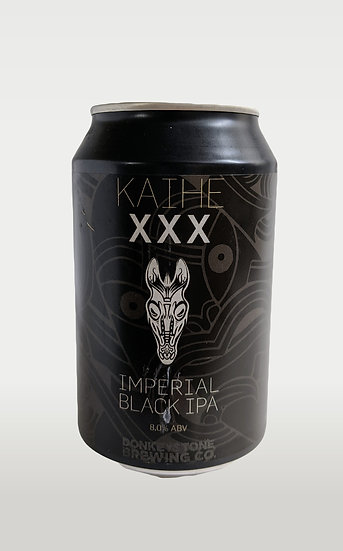 KAIHE XXX Black Imperial IPA ABV 8% (330ml)