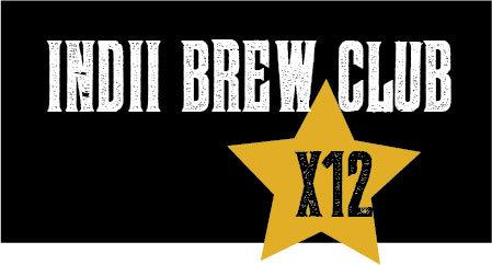 INDII Brew Club x 12
