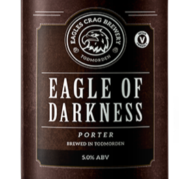 The Eagle of Darkness Porter ABV 5.0%