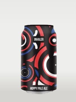 Inhaler Pale Ale ABV 4.5% (330ml)