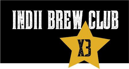 INDII Brew Club x 3