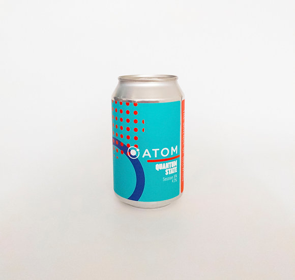 Quantum State Session IPA ABV 4.2% (330ml)
