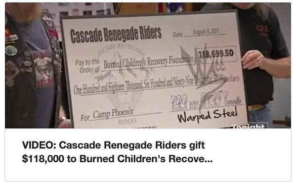 Cascade Renegade Riders
