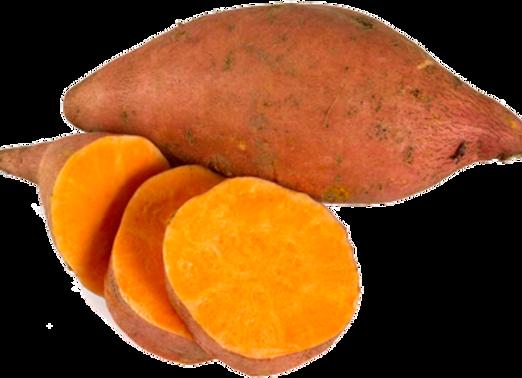 Patate douce orange