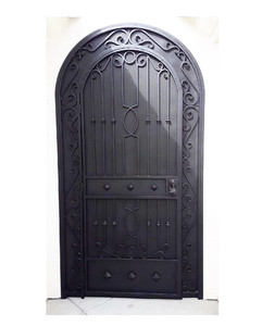 Beautiful security door to compliment th