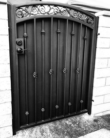 How would a gate like this look in your