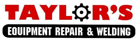 Taylor's Equipment Repair & Welding