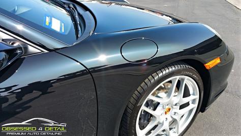 Obsessed 4 Detail - Porsche 911- Paint C