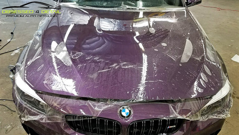 Obsessed 4 Detail - BMW M3 - Paint Prote