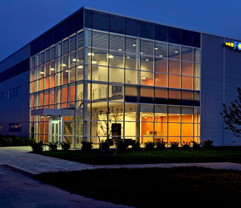 180,000 Sq Ft Office Warehous