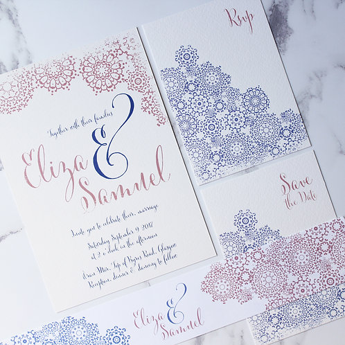 Marrakesh - Wedding Stationery Package