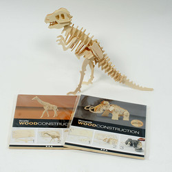 3D Tiere aus Holz