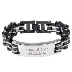 681328_Herren-Armband_silber-schwarz_fre