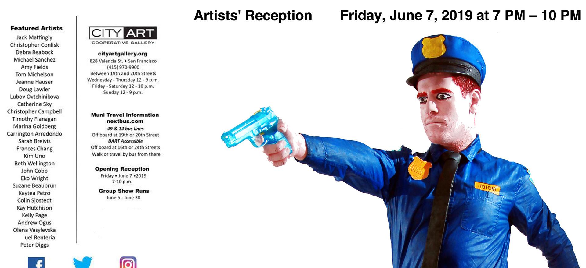 June Show @ City Art SF
