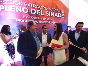 Congreso anual del SINADE 2019 en la Ciudad, Monterrey NL
