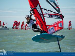¡¡Impresionante triunfo de Mariana Aguilar IQ Foil en el US Open Sailing Olympic Class Series!!