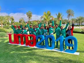 Terminaron los Juegos Panamericanos en de Lima 2019, queremos reconocer el gran esfuerzo realizado!