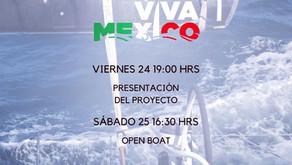 """Presentación del Volvo Ocean 65 """"Viva Mexico""""💥 24 de enero en el Club de Yates de Acapulco!!"""
