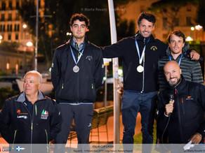 Enhorabuena Yanic, por el 3er lugar en la #1 Italia Cup 2020 – Napoli!!