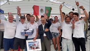 ¡¡Felicidades al equipo Viva Mexico por su exitosa participación en la Ocean Race Europe!!