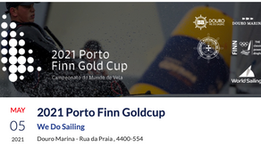 Juan Ignacio Pérez (MEX 1) en el mundial de Finn en Portugal. ¡Vamos México!