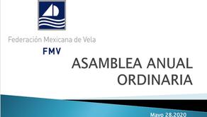 Asamblea General Ordinaria FMV 2020