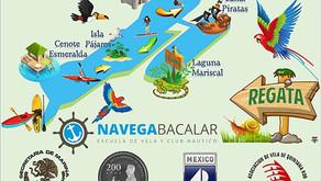 ¡¡Gran Regata Bicentenario de la Armada de México en Bacalar!!