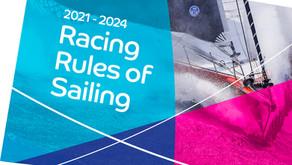 WS publicó el nuevo Reglamento de Regatas a Vela que aplica a partir del 1o de enero del 2021