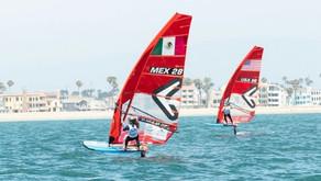 ¡Otra gran participación del equipo mexicano de IQFoil en US Open Sailing Series!!