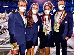 Finalizan los Juegos Olímpicos Tokio 2020 para nuestros atletas representando dignamente a México