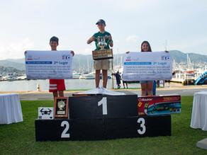 La XXIIIª edición de la Copa Aarón Saenz regresa al Club de Yates de Acapulco!! Excelente regata!!
