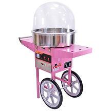 Fun Food Hire - Cand Floss Cart