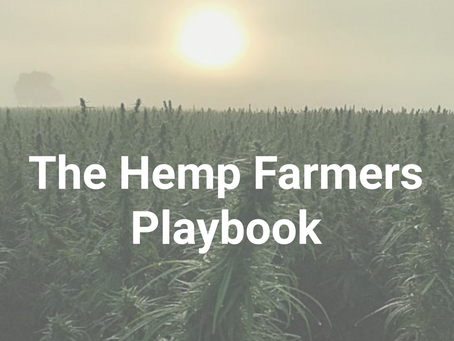 The Hemp Farmer's Playbook