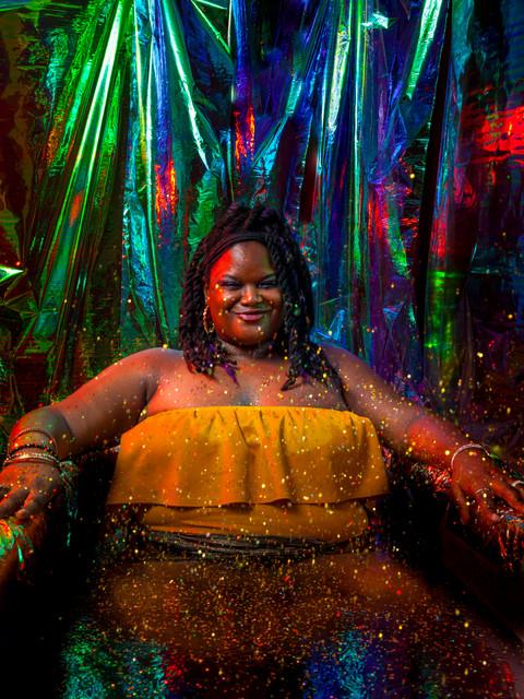 Queen TrAshley of Glitter Moneyyy